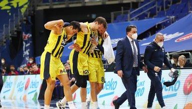 Son dakika: Fenerbahçe'den Vesely ve Nando De Colo açıklaması!