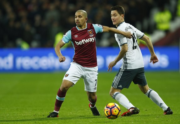 Feghouli G.Saray'da!