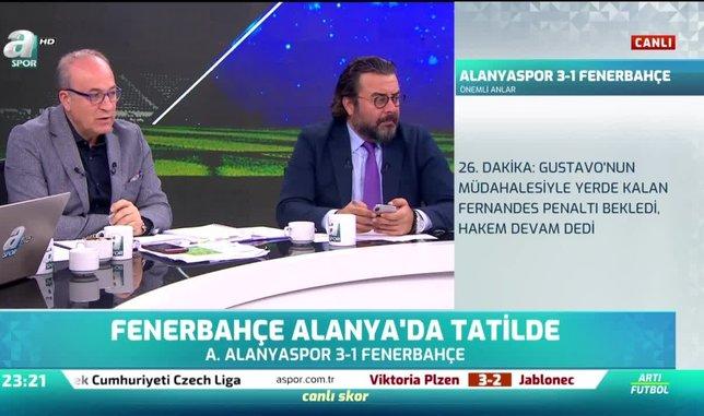 Canlı yayında açıkladı: Fenerbahçe itiraz edecek!
