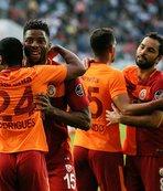 Galatasaray hedefe kilitlendi!