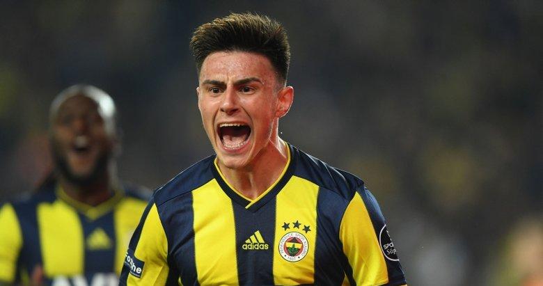Fenerbahçeli Eljif Elmas için çılgın rakam!
