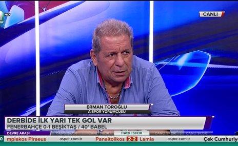 """Erman Toroğlu: """"Tanrı Cocu'yu istemiyor"""""""