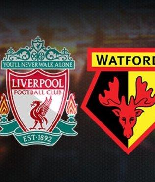 Liverpool - Watford maçı ne zaman saat kaçta hangi kanalda şifresiz mi?