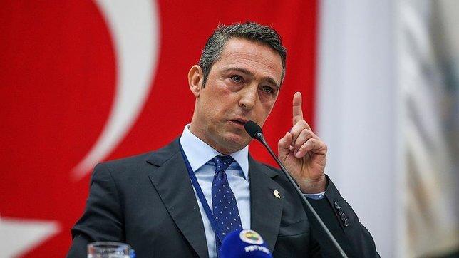 Galatasaray Başkanı Cengiz, Ali Koç'a gönderme mi yaptı? İşte o soru...