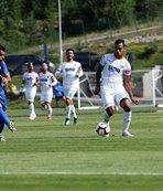 Alanyaspor hazırlık maçını 7-0 kazandı