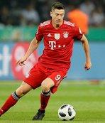 Ronaldo'nun yerine Lewandowski