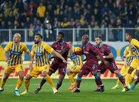İşte Ankaragücü-Trabzonspor maçından kareler!