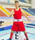 Osmaniyeli boksör milli takım hazırlık kampına davet edildi