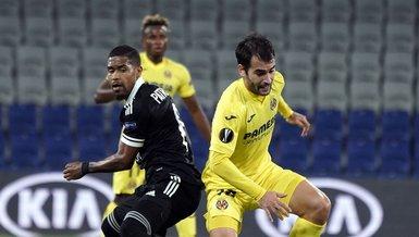 Karabağ İstanbul'da Villarreal'e kaybetti