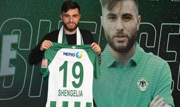 """Levan Shengelia """"Kazanmak istiyoruz"""""""