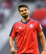 Milli yıldız Fransa Ligue 1'i salladı!.. L'Equipe onu seçti