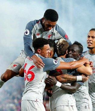 Liverpool'dan rüya gibi başlangıç