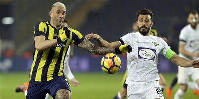 Fenerbahce lost 2-3 at home to Akhisarspor