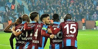 Trabzonspor Atiker Konyaspor'u 3 golle geçti! | MAÇ ÖZETİ | GOLLER