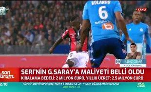 Michael Seri'nin Galatasaray'a maliyeti belli oldu