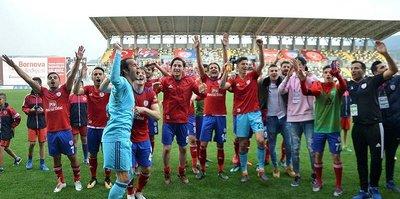 Altınordu'yla Süper Lig'e