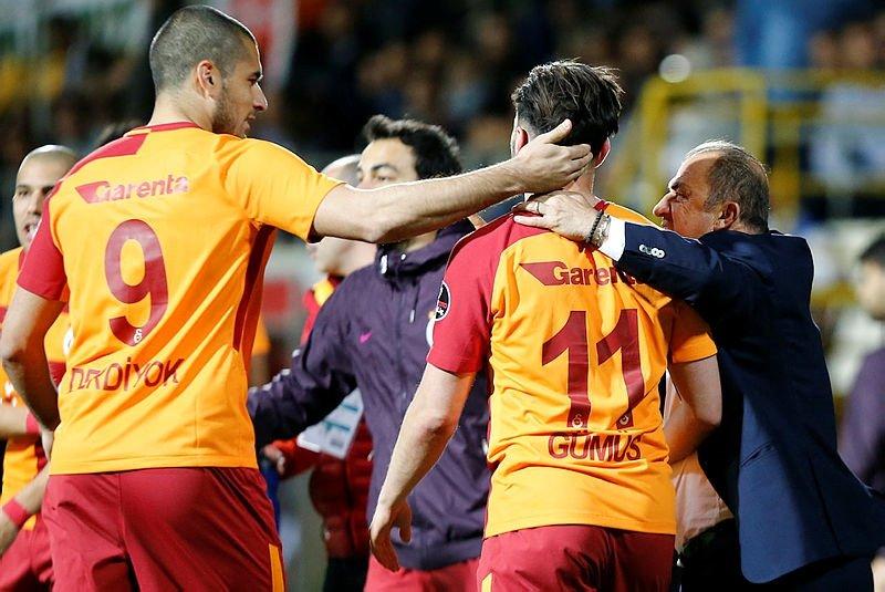 Galatasaray'da Beşiktaş maçı öncesi son durum