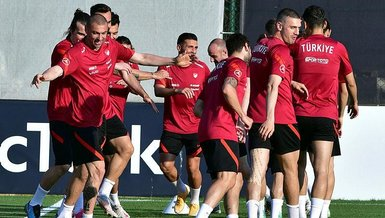 A Milli Futbol Takımı'nın Karadağ, Cebelitarık ve Hollanda maçları programı açıklandı
