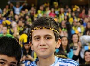 Fenerbahçe - Bursaspor (Spor Toto Süper Lig 32. hafta)