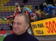 Pes artık! Galatasaray'ın Tuzlaspor'a yenilmesi sonrası 500 T...