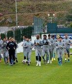 Trabzonspor Erzurumspor maçı hazırlıklarını tamamladı