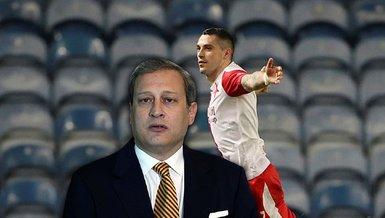 Son dakika transfer haberi: Galatasaray'ın ilgilendiği Nicolae Stanciu'da son dakika gelişmesi!