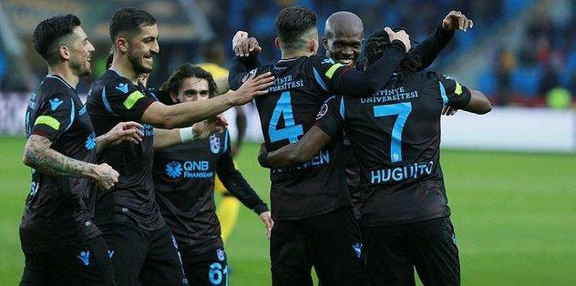 Trabzonspor 2-1 Yeni Malatyaspor | MAÇ SONUCU