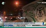 Konyaspor kafilesi stada hareket ediyor