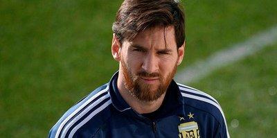 Messi çıldırdı