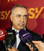 Mustafa Cengiz: Önemli olan şampiyonluk