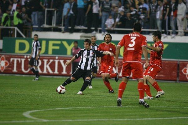 Beşiktaş - Manisaspor (TSL 33. hafta maçı)