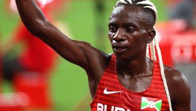 Burundili atlet Francine Niyonsaba dünya rekoru kırdı