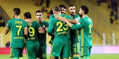 Fener ease past Adana Demirspor