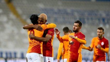 Galatasaray beat Erzurumspor 2-1 at away