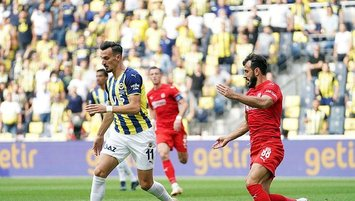 F.Bahçe'nin Sivasspor kabusu!