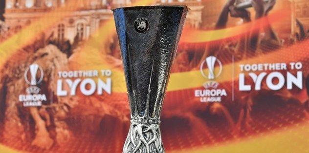 UEFA Avrupa Ligi'nde dev eşleşme! Özil-Çalhanoğlu...