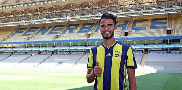 Fenerbahçe'de Diego Reyes Tigres yolunda