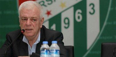 Bursaspor transferde durmuyor