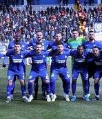 Erzurumspor ertelenen maçta galip gelmeyi başardı!