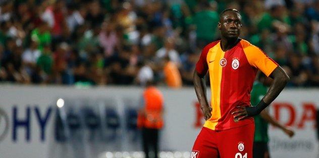 Galatasaray'da Diagne gitmezse satılacak futbolcu belli oldu