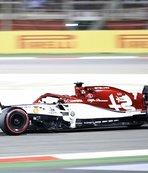 """Formula 1'in """"en yaşlısı"""" Raikkonen"""