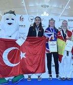 Milli tekvandocular Avrupa Şampiyonası'nı 5 madalya ile tamamladı