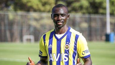 Fenerbahçe Beşiktaş derbisinde sahne Cisse'nin