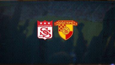 Sivasspor - Göztepe maçı ne zaman, saat kaçta ve hangi kanalda?   Süper Lig