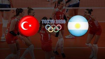 Türkiye-Arjantin | CANLI
