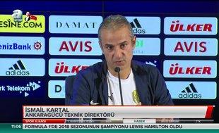 """İsmail Kartal'dan Fenerbahçe'ye yeşil ışık! """"Neden olmasın..."""""""