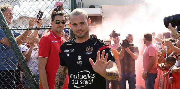 Hollandalıların Sneijder kararı