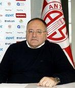 """Antalyaspor ligde kalacak"""