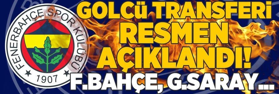 Golcü transferi resmen açıklandı! Fenerbahçe, Galatasaray...