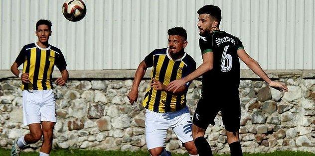Alaçatıspor maç fazlasıyla lider